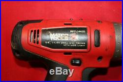MATCO Tools 14.4V Drill & Driver MPTL-144DD with (2) Batteries and Charger P13