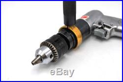 Mac Tools 1/2 Reversible Keyed-Chuck Air Drill Model AD590