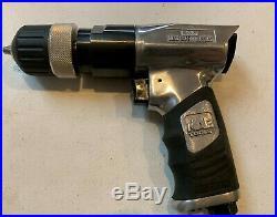 Mac Tools AD3800K 3/8 keyless reversible pneumatic air drill