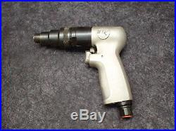 Master Power 2460 / 2800RPM Air Screwdriver with Reversible Clutch