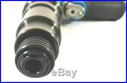 Master Power Air Screwdriver Pistol Grip 1/4 Bit Holder 1800 RPM 22 CFM
