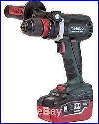 Metabo BS18LTXBL 18V LTX BL Quick Drill/Driver 5.5Ah