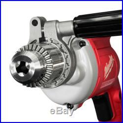 Milwaukee 0299-20 120V AC 1/2-Inch Magnum Drill 0-850 RPM with Chuck Key