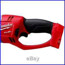 Milwaukee 2708-20 M18 FUEL 18-Volt Hole Hawg Right Angle Drill Bare Tool