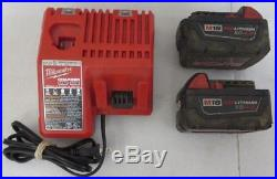Milwaukee M18 Fuel 1/2-Inch High Torque Impact 2763-20 (2 batteries, charger)