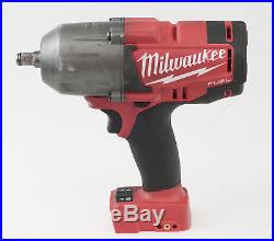 Milwaukee M18 Fuel 1/2-Inch High Torque Impact Wrench 2763-20
