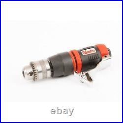 Mini 1/4 Drive Straight Inline Air Drill & Disc Die Grinder