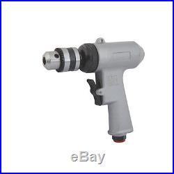 New Air Drill UD-601C Gun Type Exhaust Pneumatic RPM 2500 Light Weight