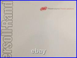 New Ingersoll Rand 7802RA 3/8 Heavy Duty Air Reversible Drill. 5 HP 2000 RPM