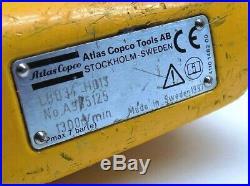 Nice Atlas Copco 3/8 Drill Aircraft Tool