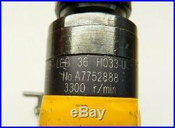 Nice Atlas Copco 3/8 Drill Aircraft Tool 3300 RPM