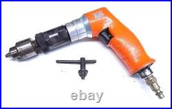 Nice Dotco 1/4 Hi Torque Palm Drill Aircraft Tool 600 RPM's
