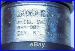 Nice Ingersoll Rand Reversible 1/2 Pneumatic Drill Aircraft Tool USA Made