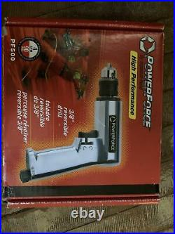 POWERFORCE BY INGRSOLL-RAND 3/8 Air Reversible Drill