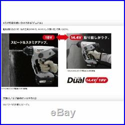 Panasonic EZ78A1LS2G-H 18V Cordless Multi Hammer Drill Set Gray Fast Ship Japan