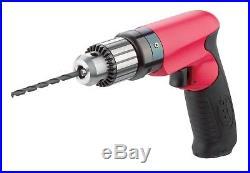 Pistol Grip Drills 3/8 air drill 60hp 2600rpm pistol grip non-rev(SDR10P26N3)