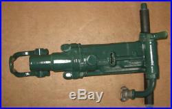 Pneumatic Air Rock Drill Gardner Denver S48 Rockdrill 1414 + Steel & Bit