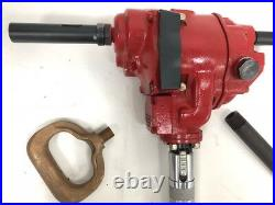 Pneumatic Drill Motor MP-1915R-300 Heavy Duty Boring Unit