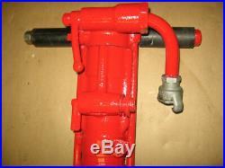 Pneumatic Rock Drill Thor 338 Rockdrill Hammer