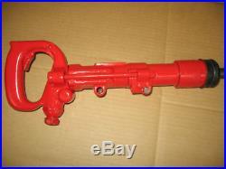 Pneumatic Rotary Hammer Horizontal Rock Drill MP-9B + 1 Bit & SDS Adapter