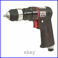 RAILHEAD GEAR KE-7525 Drills, Composite Air, 3/8 Keyless Chuck