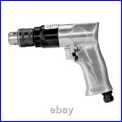 Reversible Air Drill Professional Pneumatic Tools 3/8 High-Speed Rotation For