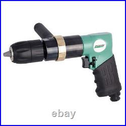 SPEEDAIRE 21AA74 Drill, Air-Powered, Pistol Grip, 1/2 in