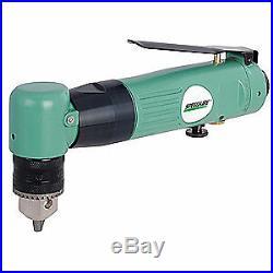 SPEEDAIRE Air Drill, Keyed, 3/8 In, 1500 RPM, 21AA79