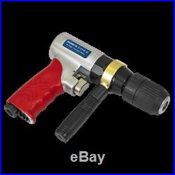 Sealey GSA27 Reversible Air Drill with Keyless Chuck 13mm