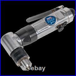 Sealey SA26 Reversible Air Angle Drill 10mm Chuck
