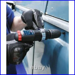Sealey SA621 Air Drill 13mm with Keyless Chuck Composite Reversible Premier