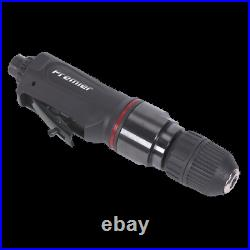 Sealey SA622 Super Duty Air Drill Straight 10mm Keyless Chuck
