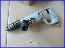 Sioux 1466 1/2 Air Drill Pneumatic Straight D Handle 550 RPM