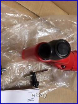Sioux 1466 D Handle Air Drill, 1/2 Chuck, 1Hp, 1/2-20 Spindle Thread, 550 RPM