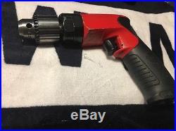 Sioux Tool Air Drill 3/8 Keyed Chuck 2600r/min