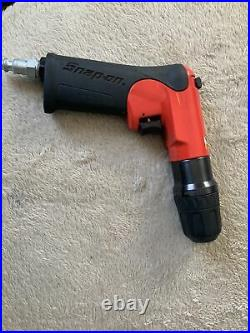 Snap On Pdr2501 Micro Reversible Air Drill, 1/4, See Pics