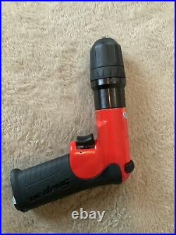 Snap On Pdr2501 Micro Reversible Air Drill, 1/4, See Pics, Some Dings And Marks
