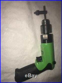Snap-On Tools 3/8 Capacity Reversible Air Drill PDR3000A (Green)