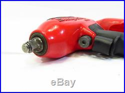 Snap-on Tools MG325 3/8-in Air Pneumatic Impact Wrench Red