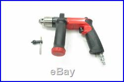 Snap-on Tools PDR5000A 1/2 Capacity Reversible Drill Red
