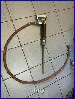 Sullair Horizontal Rock Drill MRD-9 Rotary Hammer