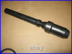 Sullair Horizontal Rock Drill MRD-9 Rotary Hammer + SDS Adapter & 1 Surplus Bit