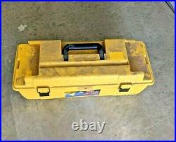 Sullair Horizontal Rock Drill MRD-9 Rotary Hammer + SDS Adapter & Case