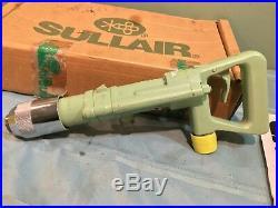 Sullair Mrd-9 Horizontal Rotary Rock Hammer Utility Pneumatic Drill. Nib