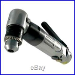Sunex SX545B Tools 3/8 In. Drive Reversible Right Angle Air Drill With Chuck