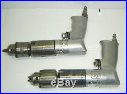 Two (2) Ingersoll-Rand Model 7803 Pneumatic 1/2 drills