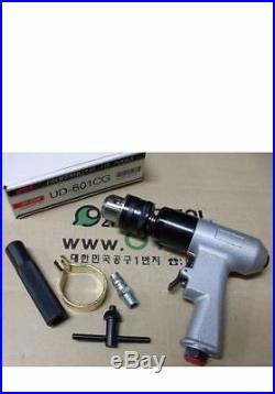 UDT onpin Air Drill Gun UD-601CG Pnematic Tool 1/2 SQ 13mm Light Weight Ec