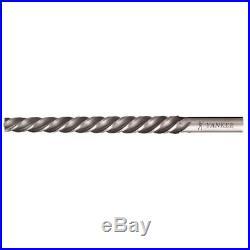 YANKEE 488-9 Reamer, Taper Pin, 9 In