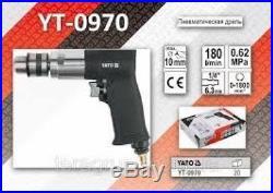 Yato yt-0970 and ndash 10 mm Air Drill 1/4